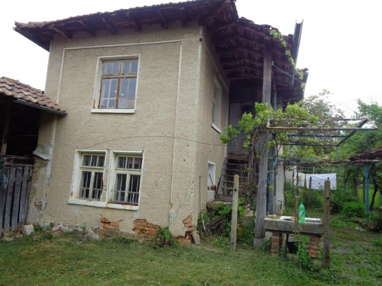 Къща в с. Борското (Габрово)